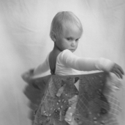 Linda Powers Margot Gelatin Silver Print 2011 NFS