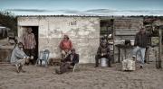 Neil A. Miller Fishermen, Bahia Los Frailes, Baja, Mexico 2014 Pigmented Inkjet Print 2013 $450