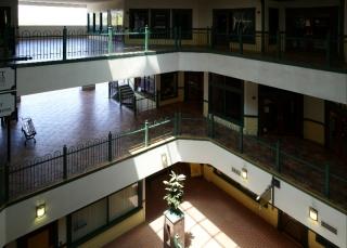 Courtyard Classroom Entrance