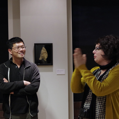 artist binh danh War memoranda, a word and image exhibition featuring original photography, poetry, leafprints, and artist's books by binh danh and robert schultz, draws upon the.