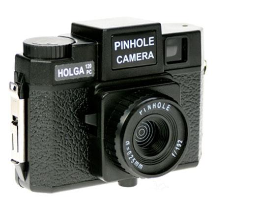 Holga Pinhole Camera