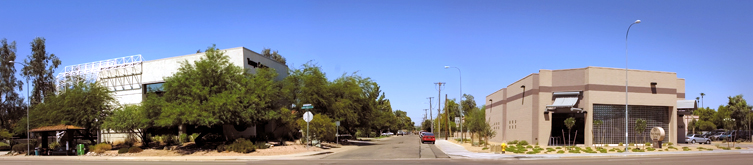 Tempe Camera panoramic 753x165px