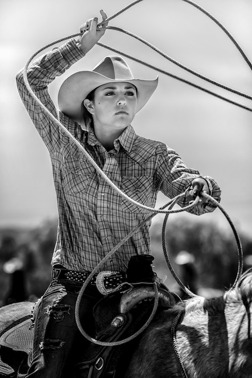 Cowgirls Charles King Haley 500x750px