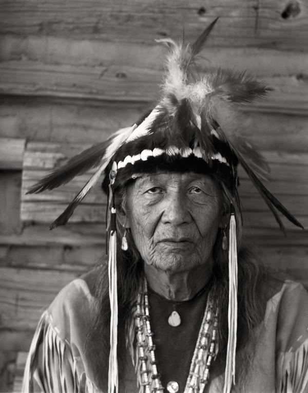 Eagle People, Photogravure