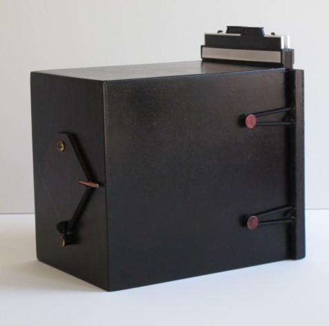 build a pinhole camera