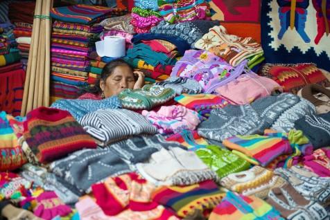 Trip to Peru, August, 2013