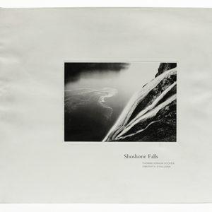 Thomas Joshua Cooper & Timothy O'Sullivan: Shoshone Falls